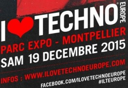 I Love Techno Europe 2015