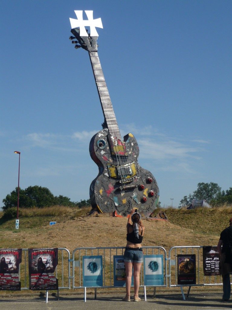 guitare rond point