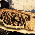 Game of Thrones Gingerbread