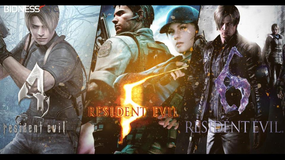 960-capcom-to-rerelease-resident-evil-4-5-6-to-mark-the-series-20th-anniversary